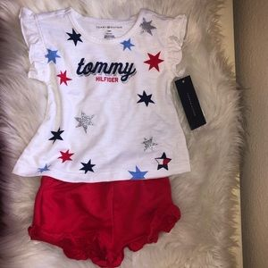 24 month Patriotic Tommy Hilfiger